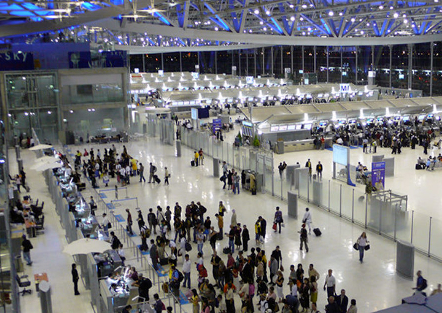 Thailand visa immigration1 Laos Travel