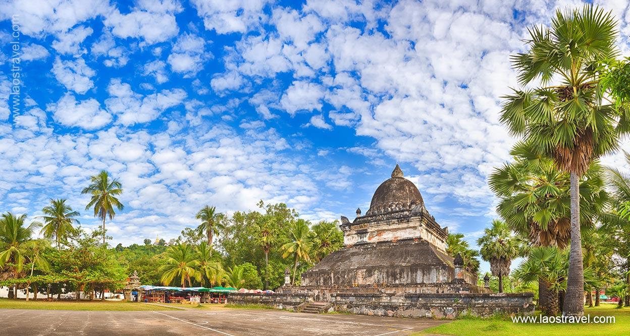 Laos Luang Prabang Wat Visoun 1 Laos Travel