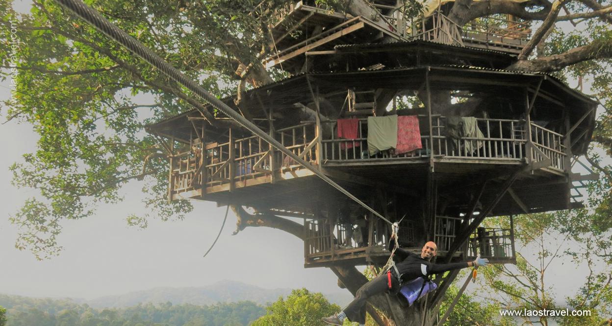 Laos-Tree-house-2