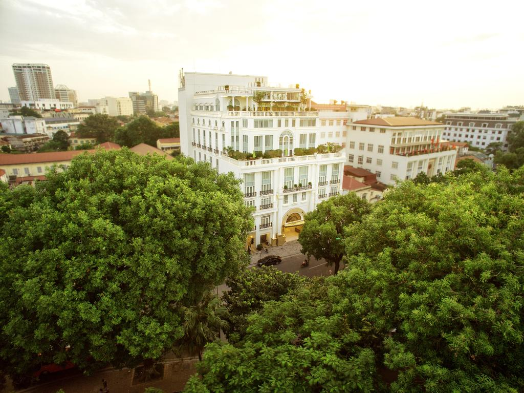 Apricot Hotel 4