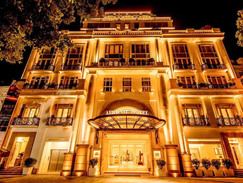 Apricot Hotel 5