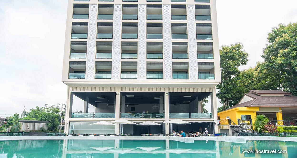 Chiangkhong Teak Garden Riverfront Hotel3
