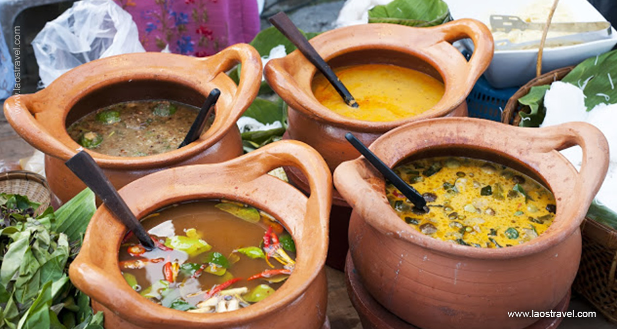 Cuisine of Laos