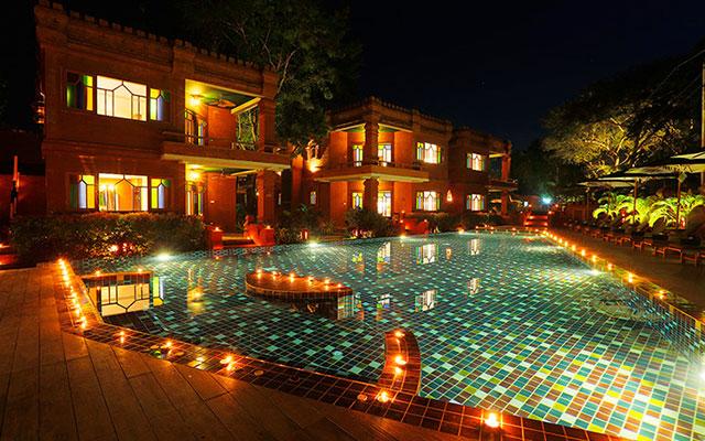 Ananta Bagan Resort