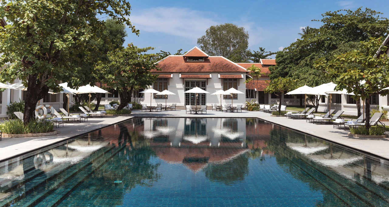 Amantaka Hotel - best hotels in Luang Prabang
