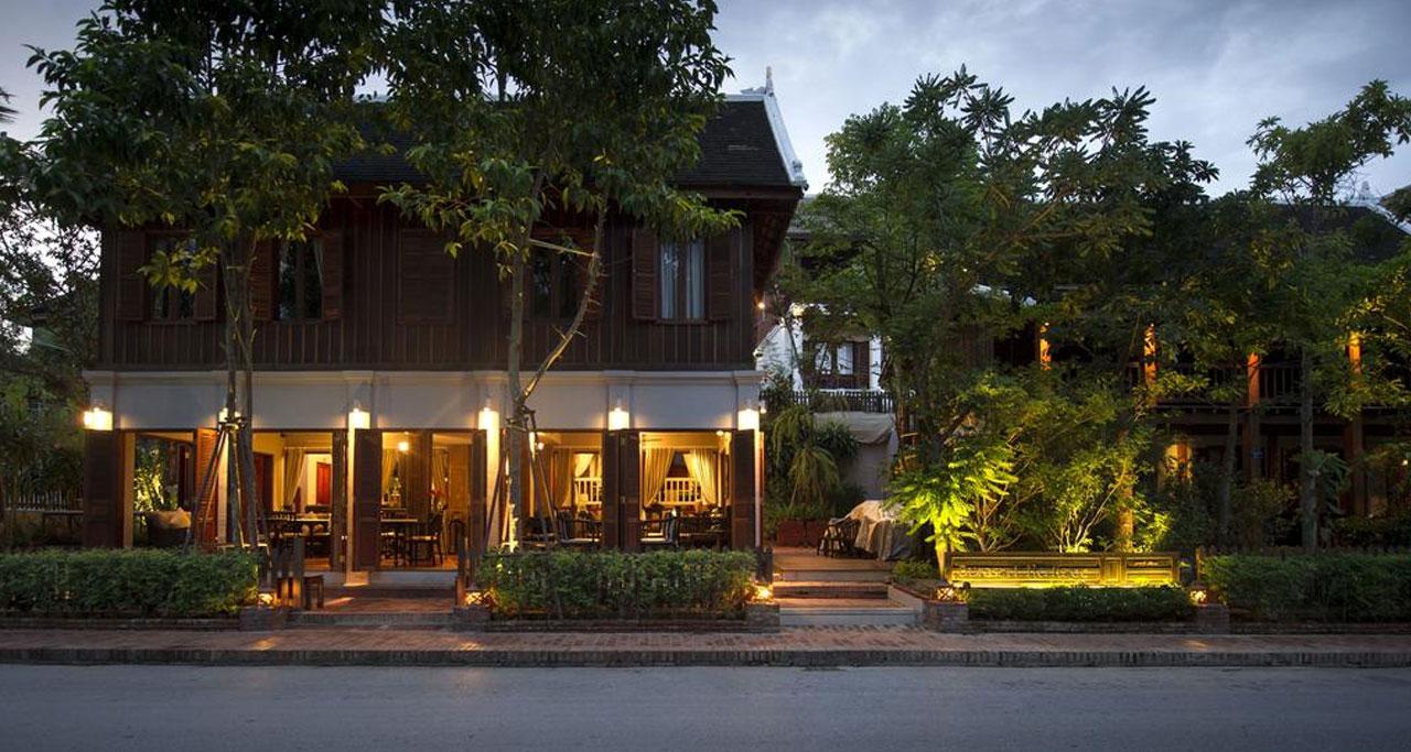 Burasari Heritage Hotel Laos Travel