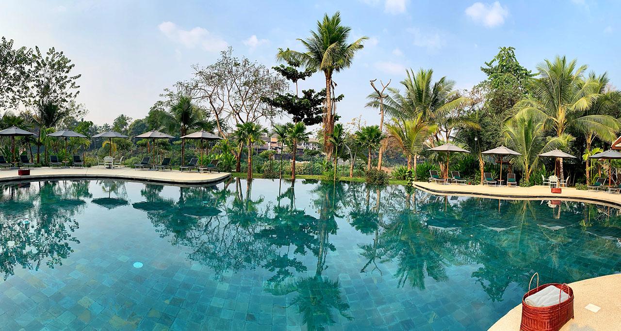 Le Bel Air Resort in luang prabang 1 Laos Travel