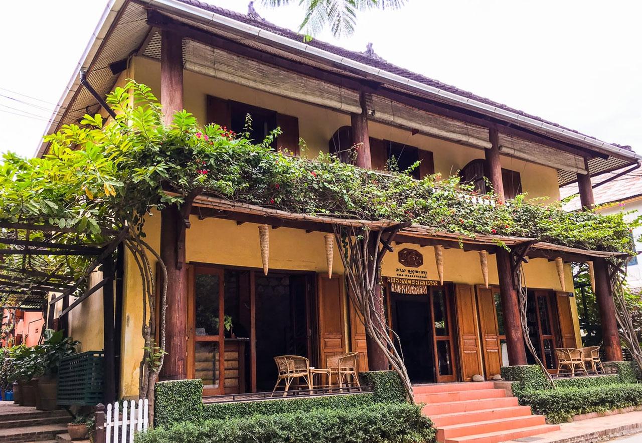 Sala Prabang in luang prabang Laos Travel