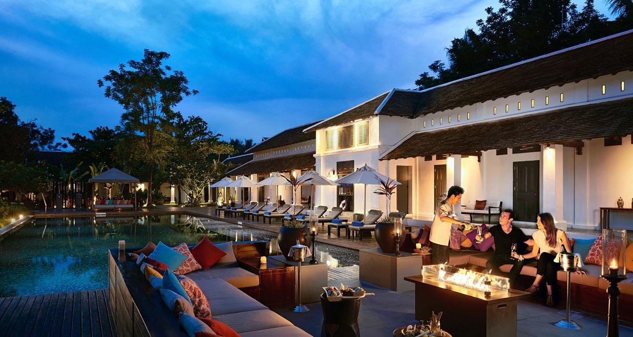 Accommodation in Luang Prabang