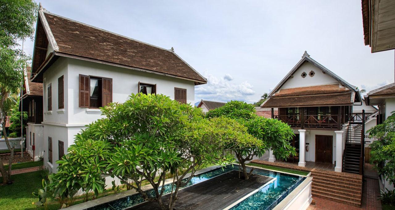 Victoria Xieng Thong Palace Hotel luang prabang Laos Travel