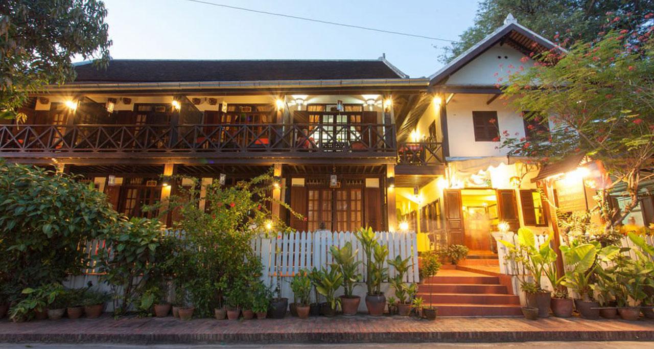 Villa Ban Lakkham in luang prabang Laos Travel