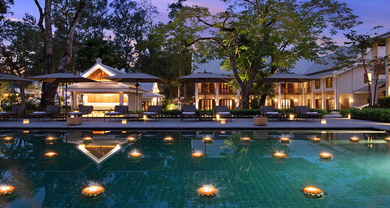 avani hotel luang prabang Laos Travel