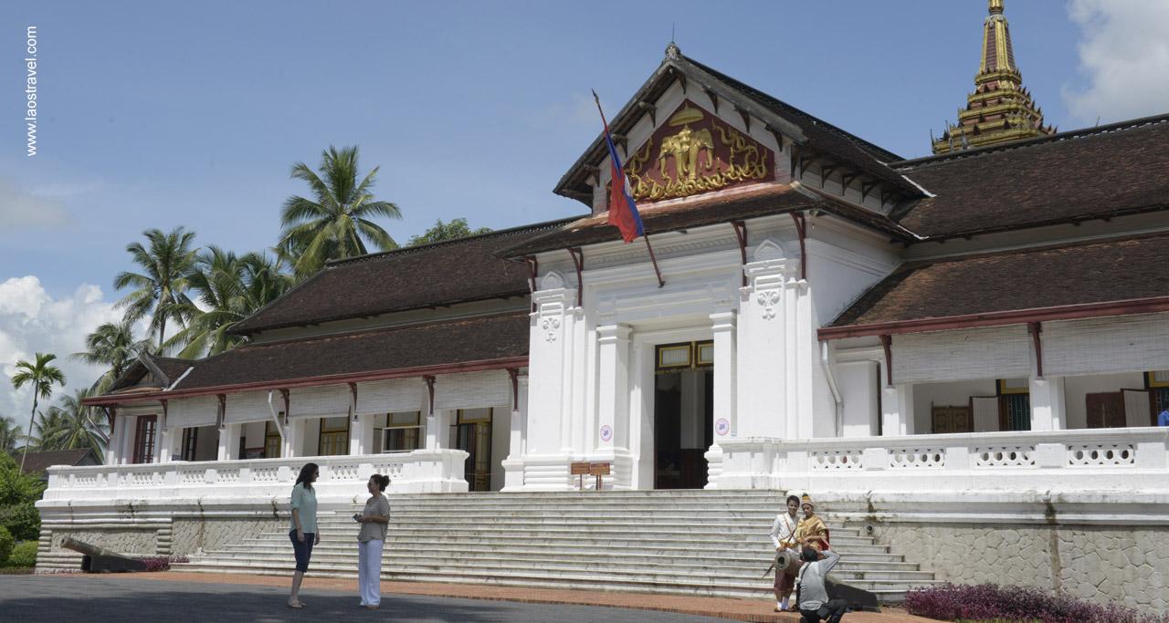 laos Royal Palace2 Laos Travel