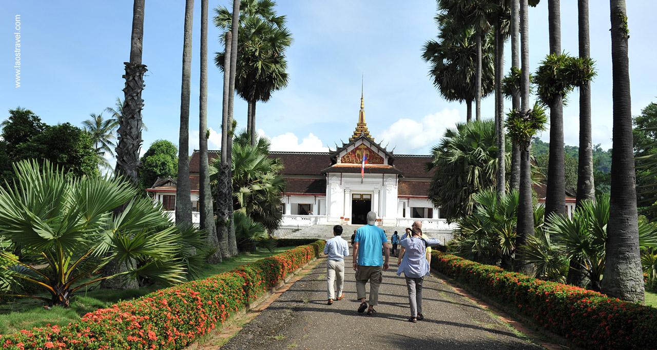 laos Royal Palace4 Laos Travel