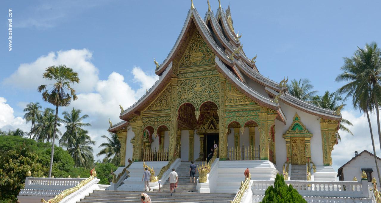 laos Royal Palace5 Laos Travel