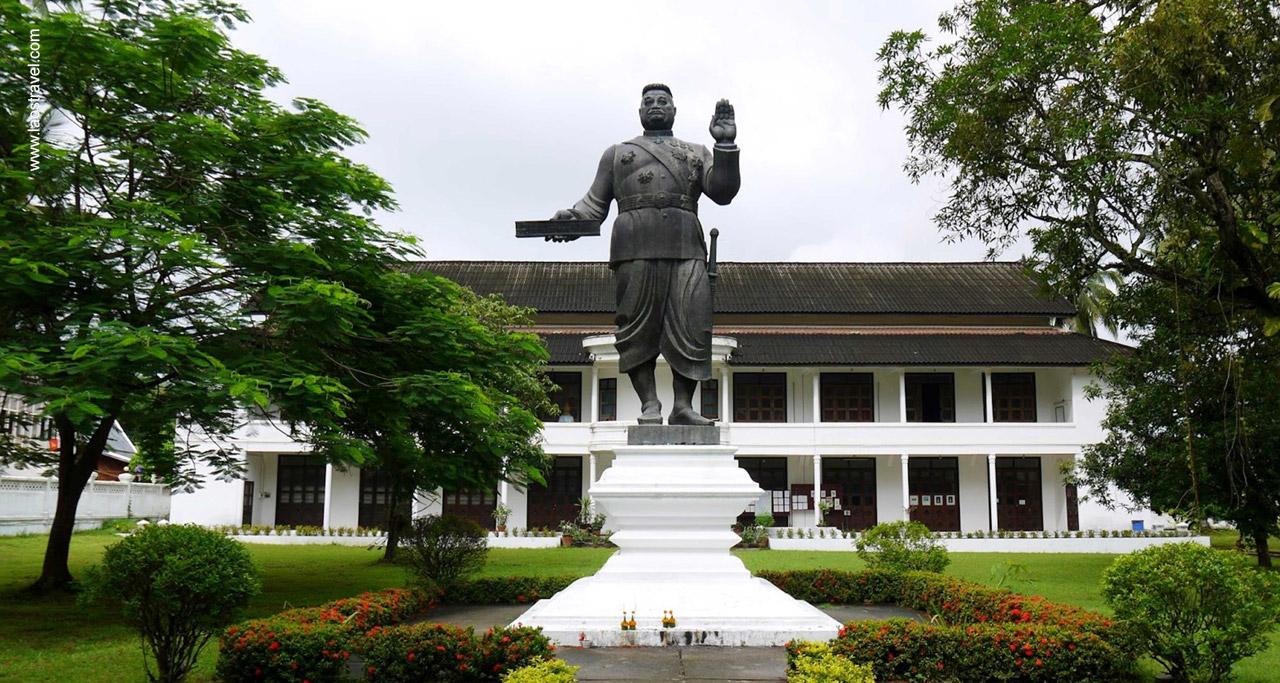 laos Royal Palace6 Laos Travel