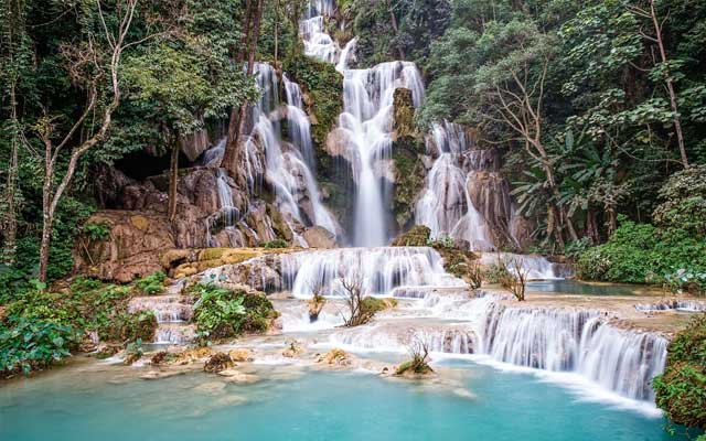 Kuang Si Waterfalls, Luang Prabang - All Of The Things You Need to Know