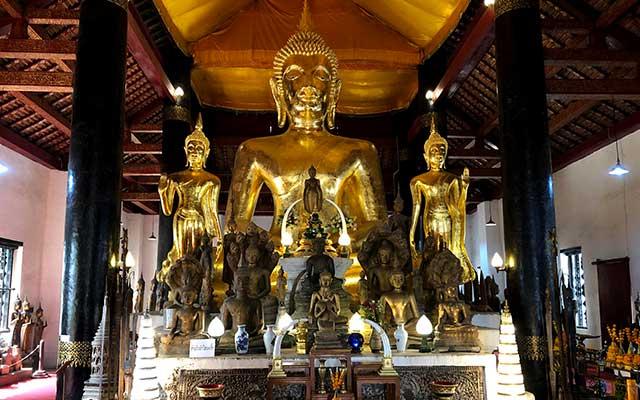 Wat Visoun, Luang Prabang