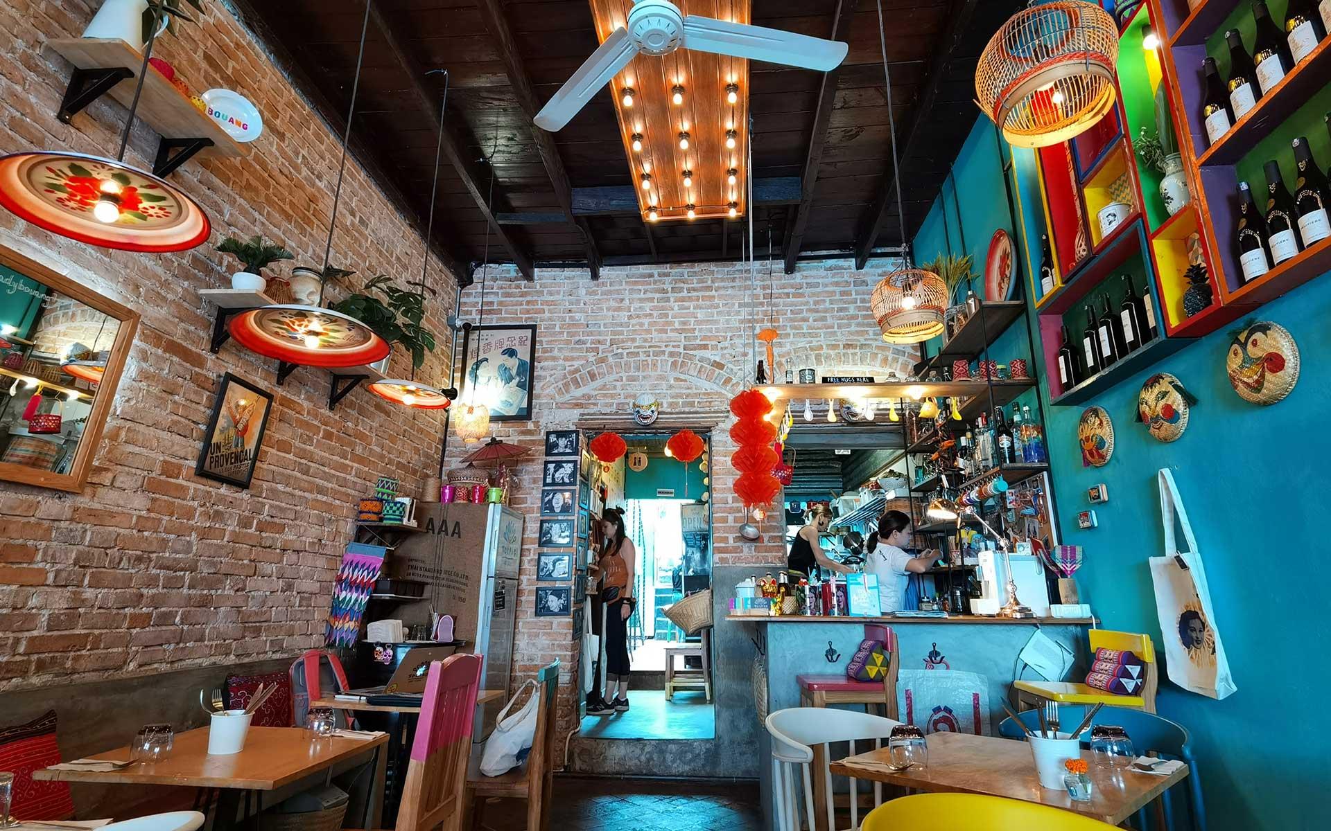 Bouang Restaurant luang prabang
