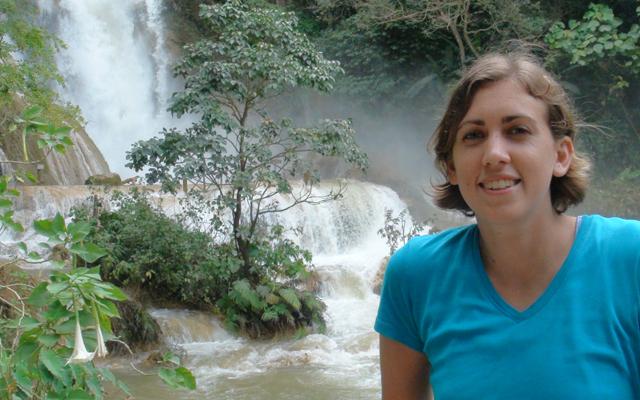 Popular Waterfalls in Luang Prabang, Laos