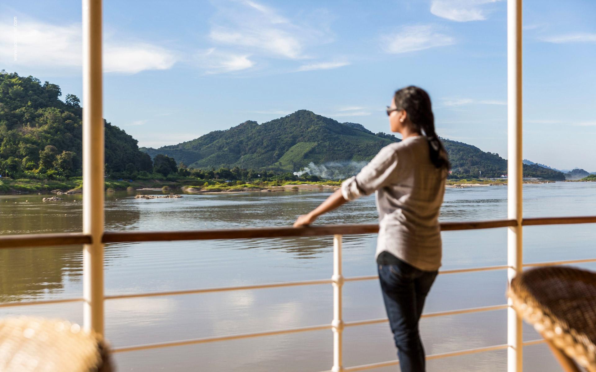 mekong cruise laos
