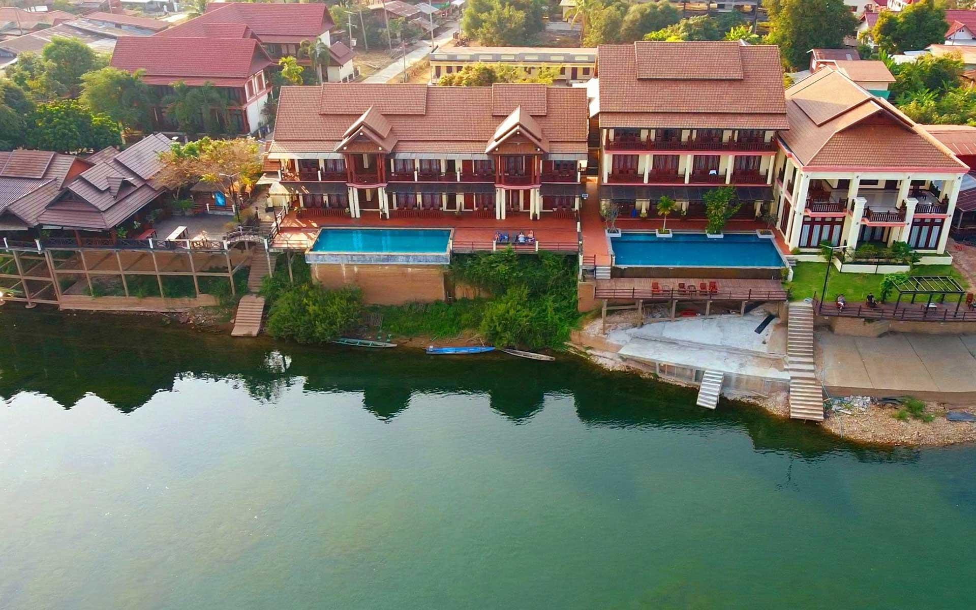 Pon Arena Hotel laos