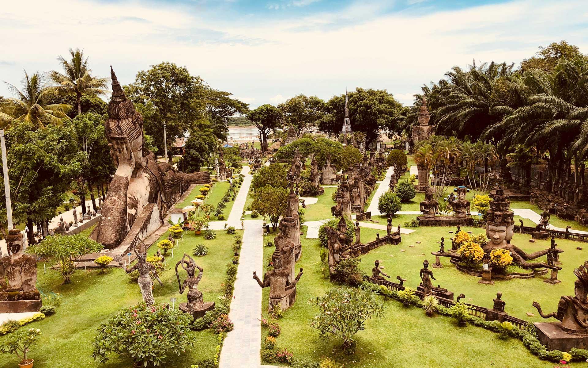 Visit Xieng Khuan