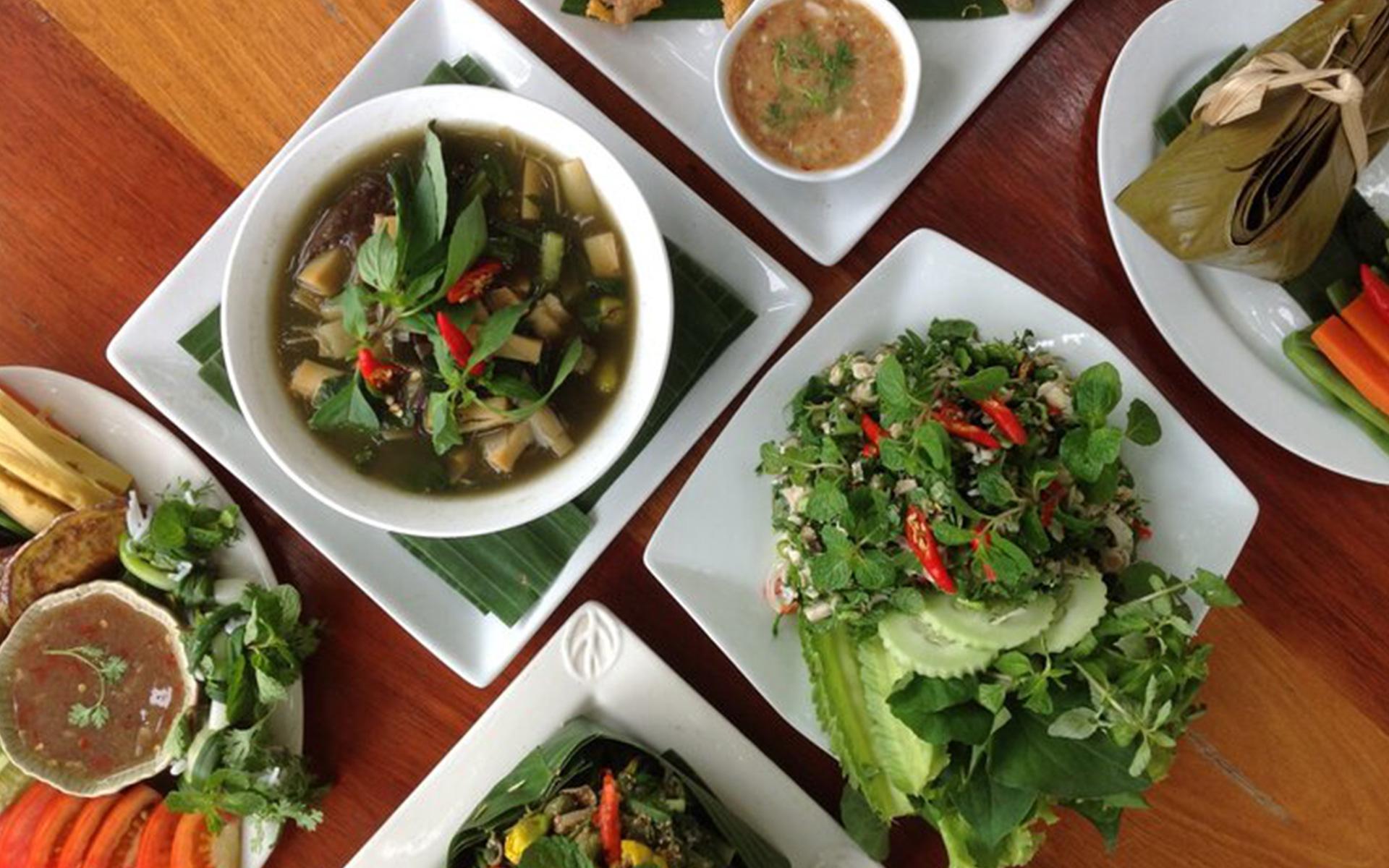 laos food1 Laos Travel