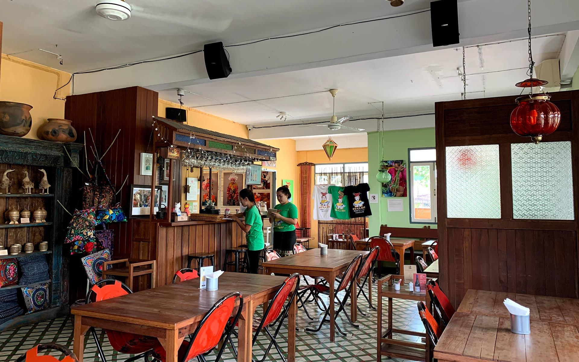 Doi Ka Noi Restaurant - Best Restaurants in Vientiane