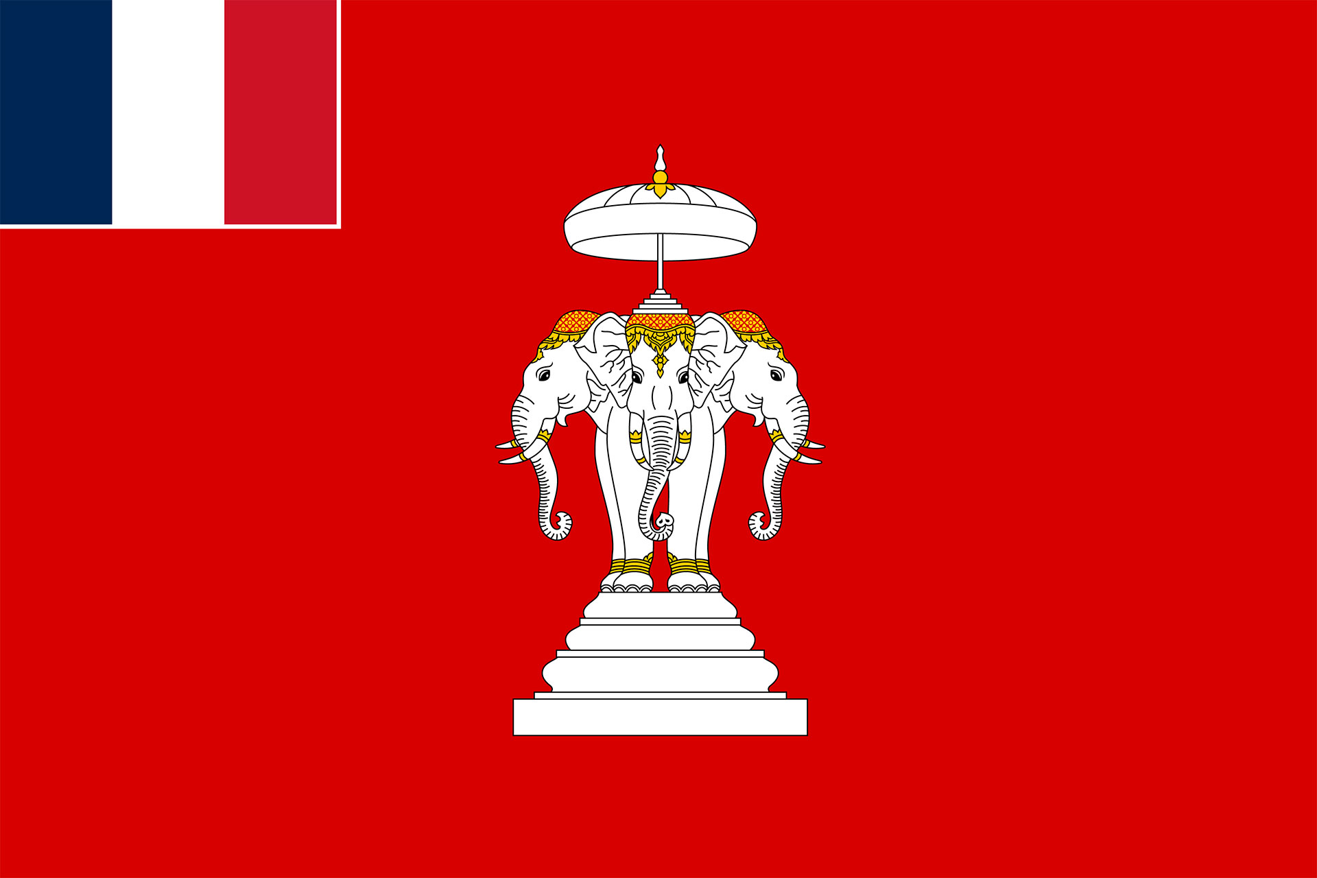 Flag of LaosFrom 1893 to 1945 From 1946 to 1953 Laos Travel