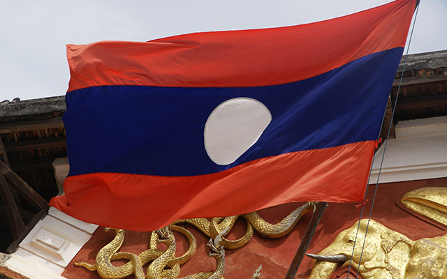 Laos Flag Meaning & Full List Of National Flag of Laos Since 1353