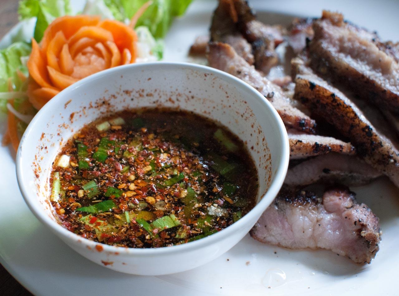 Jaew – A Dipping Sauce