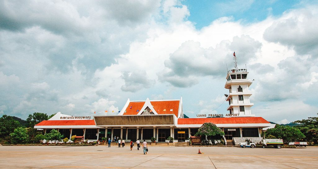 Luang Prabang International Airport - The second largest airport in Laos