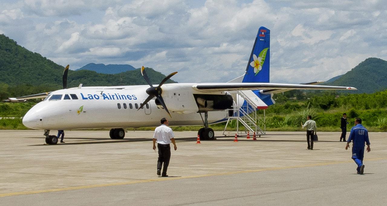 Luang prabang aiport3 Laos Travel