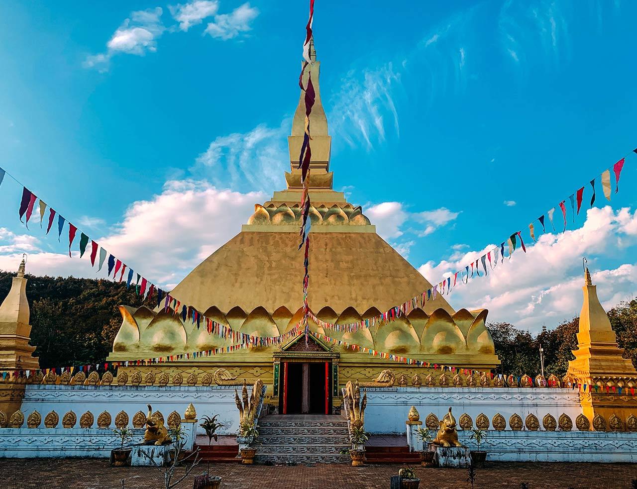 Samakkhixay Stupa