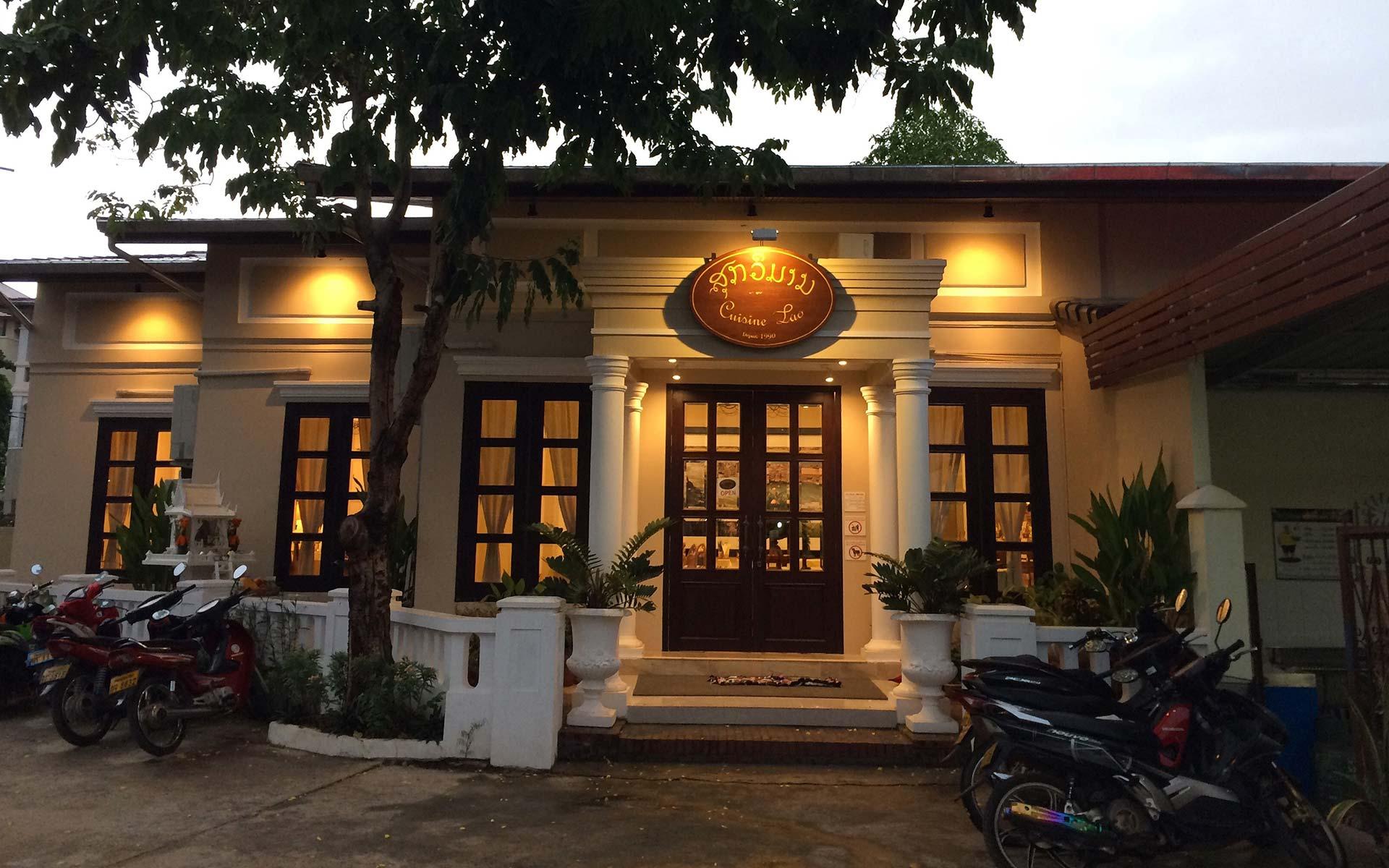 Soukvimarn Original Lao Foods - Most Popular Restaurants in Vientiane