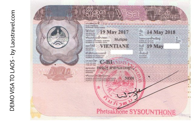 Laos Visa: All things you need to know