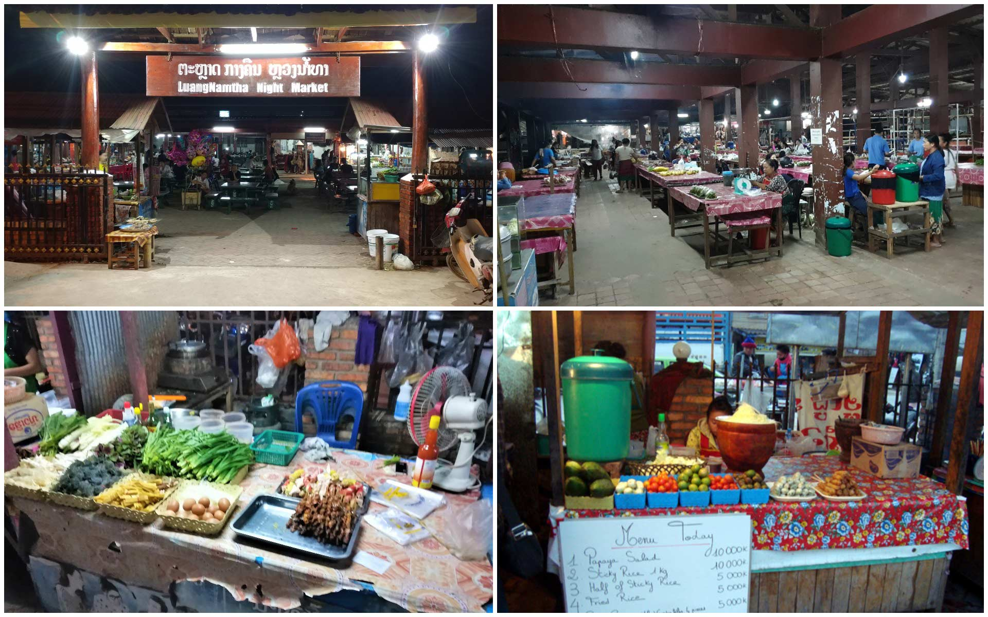 laung namtha night market