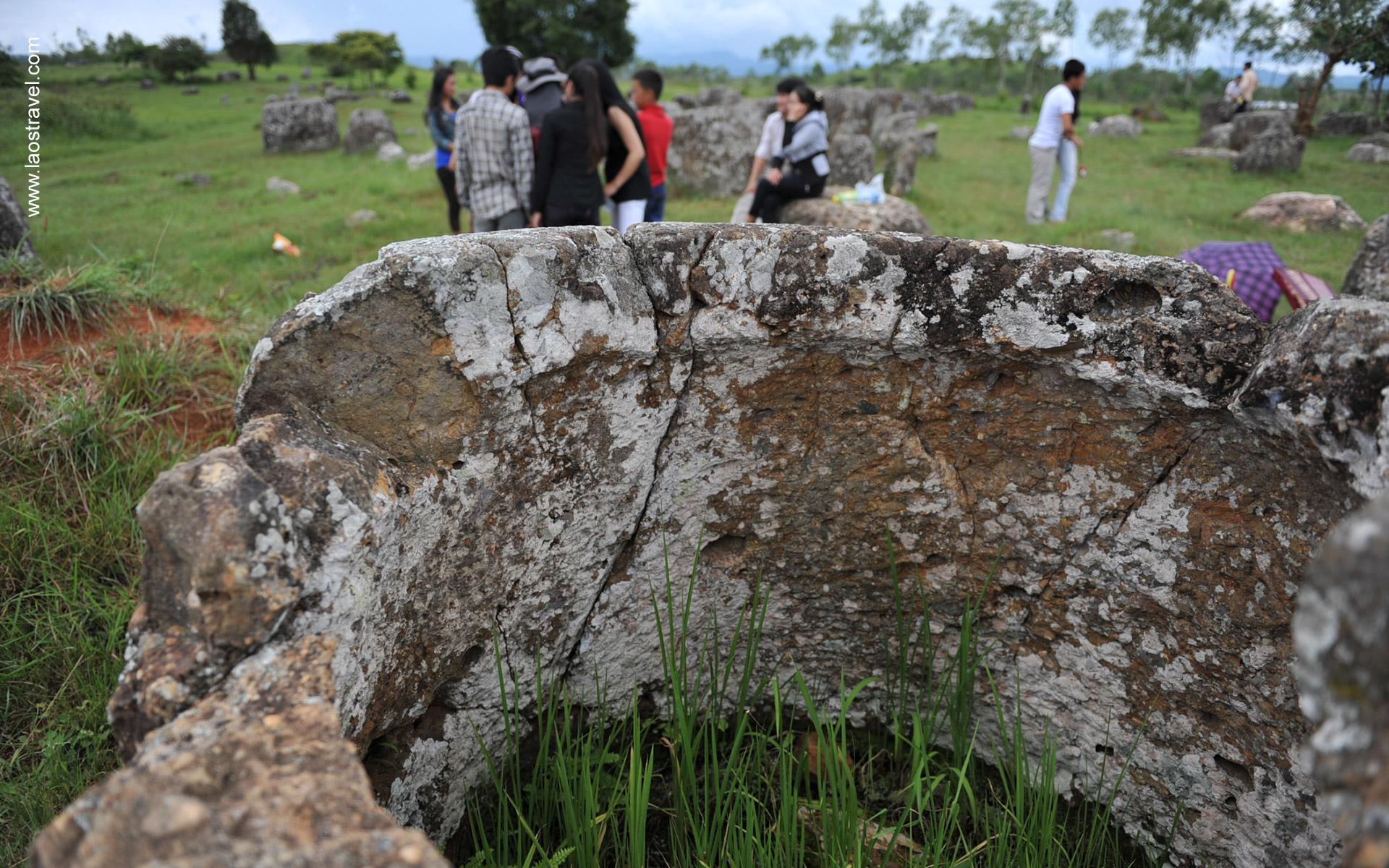 plain of jar11 Laos Travel