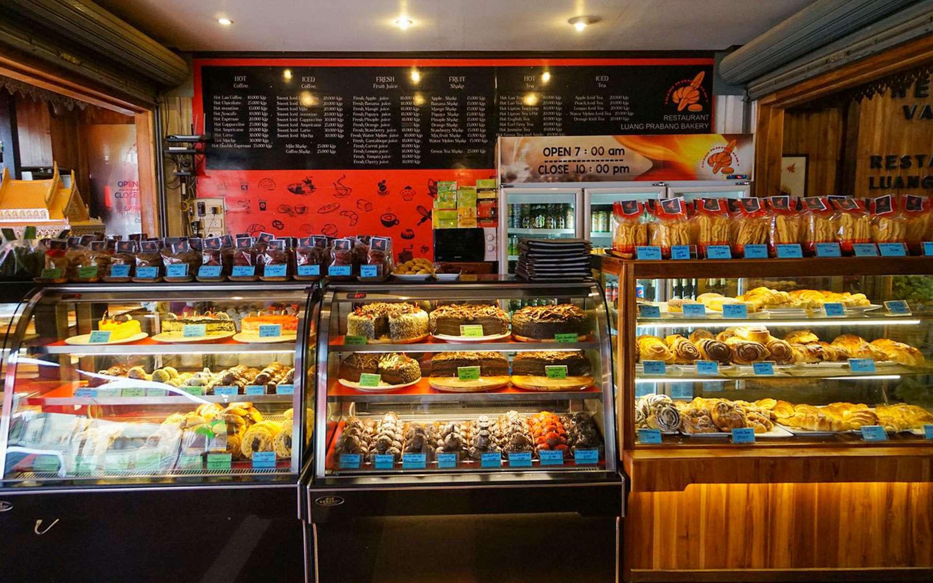 Luang Prabang Bakery