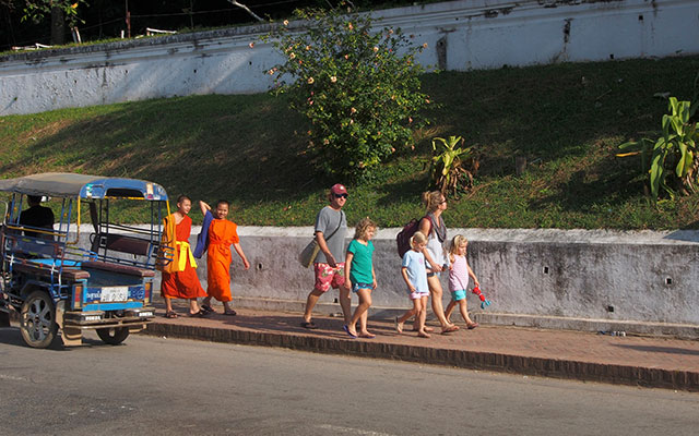 Laos with Kids: 10 Things to Do on Family Vacation