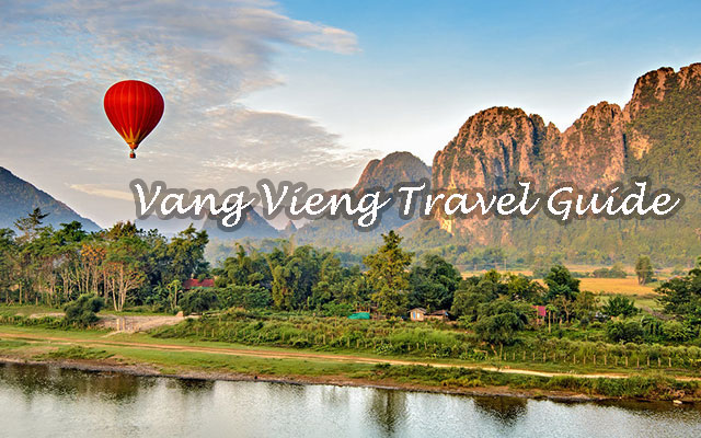 Vang Vieng Travel Guide