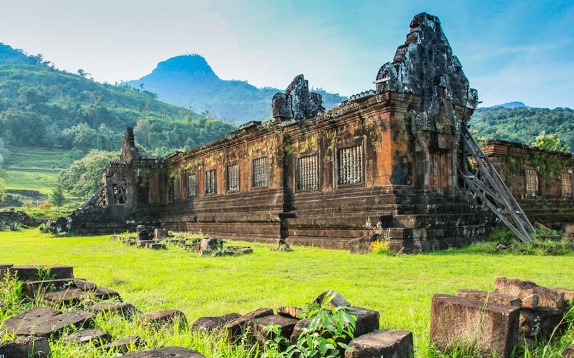 Wat Phou, Champasak